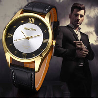 2014 New Arrival Quartz Men Watches Fashion & Casual Luxury Leather Watch Elegant Sports Out Door Wristwatches relojio Hours