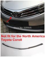 Front Center Grille Grill Cover Trim 1pcs For Toyota Corolla ALTIS SEDAN 2014