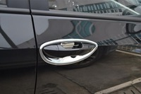 Chrome Side Door Handle Bowl Cover Trim 8pcs For Toyota Corolla 2014