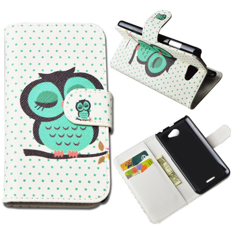 все цены на Чехол для для мобильных телефонов J&R HTC 516 D516w 10 flip case For HTC Desire 516 онлайн