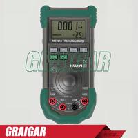 MS7218 Digital Portable Volt mA Process Calibrator 0.02% accurancy