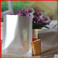 Free Shipping Quality Flat Aluminum foil package Food package  9*13*0.2cm