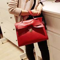 2015 Casual NEW Fashional bow retro style handbag Women messenger Bag Lady PU Leather shoulder bag/handbag