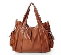 Black large bags women handbag shoulder bags casual high quality PU leather Korea style girl tote