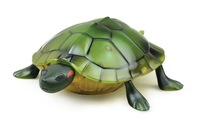 Funny Novelty Remote Control RC Tortoise Turtles Animal Christmas Gift Science Educational toy