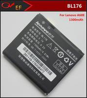 New BL176 1300mAh Lenovo cell Phone Battery  For Lenovo A68E