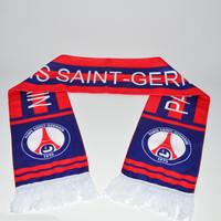 paris saint-germain size:17*145 CM uefa champions league High quality football fans Polyester scarf psg soccer
