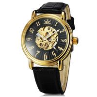 2015 New Fashion Watches Men Luxury Brand Wristwatches Hot Business Dress Watch Vintage Skeleton Movement relogio masculino uhr