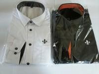 new men's shirts men business casual shirt Slim fashion brand cotton shirt good quality