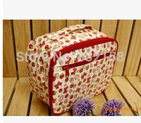 Strawberry cosmetic bag  diaper bag. Storage bag