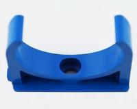 aquarium tube connector holder, blue color, inner diameter 20mm 25mm 32mm 40mm 50mm, for tube DIY