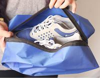 Retail 1PCS Waterproof Portable Shoe Bag Travel bags 600D Oxford Handle Tote Multifunction Storage Case