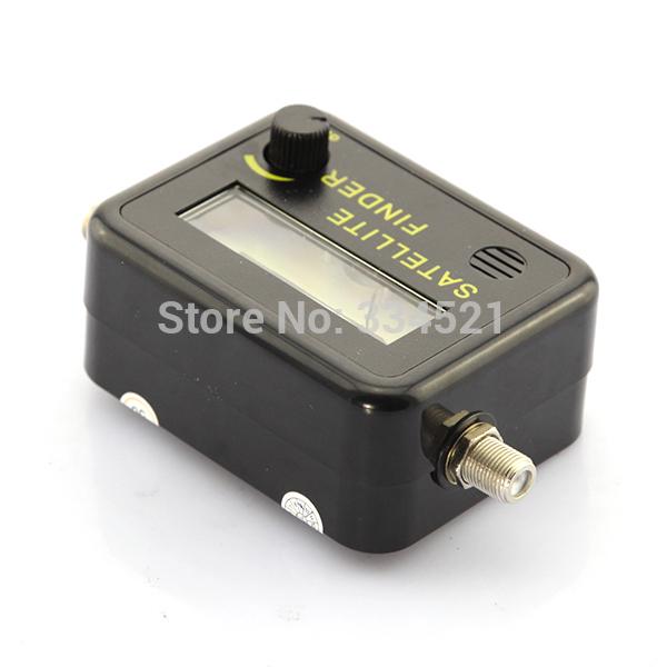 Satellite Signal Finder Tool Meter For SAT DISH TV LNB DIREC TV Satfinder Find Meter Network Satellite Dish(China (Mainland))