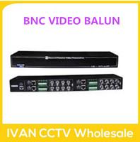 16CH Passive Video Baluns SLT-T3016NC Passive Video Baluns Video Baluns bnc