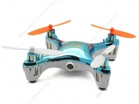 Free Shipping!HT F803 F803C 4CH 6-AXIS GYRO 3D 360 degree Quadcopter Helicopter Airplane+Camera 2GB