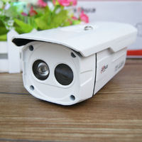 "P444 DH-IPC-HFW2105B 1/3"" Color Day&Night Indoor/Outdoor Security IR CCTV Network Camera 6mm 130W Resolution RJ45 Network Camera"