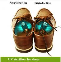 Original Brand COMYAN UVCON F01 Shoes UV Sterilizer Sanitizer Medical Dryer 100V-240V Retail Wholesale Free Shipping
