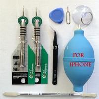 8 IN 1 Repair Opening Tool Kit With 5 Point Star Pentalobe Torx Screwdriver iPhone 4 4G 5G 5S 6