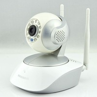 Night Vision P2P Plug and Play Wireless IP Camera With TF/Micro SD Memory Card Slot Free Iphone Android App Software
