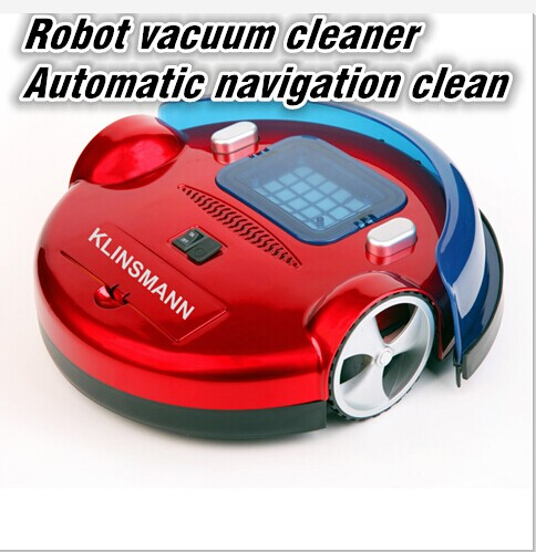 High quanlity robot vacuum cleaner low DB automatic navigation best reviews vacuum cleaner(China (Mainland))