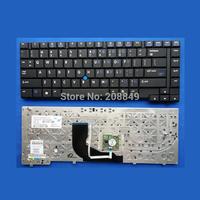 Free Shipping New Black US laptop keyboard for HP 6910 6910P Keyboard