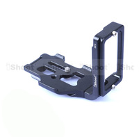 Removable Metal L-shaped Vertical Shoot Quick Release Plate/Camera Holder Bracket Grip for Tripod Ball Head Nikon D810 -HOT ITEM