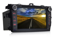Pure Android 4.4 HD Capacitive Touch Screen Car Radio Player for Toyota Corolla 2007 2008 2009 2010 2011 DVD GPS Navi