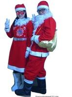 Christmas clothes cartoon clothes christmas cartoon mascot dolls clothes customize cartoon dolls