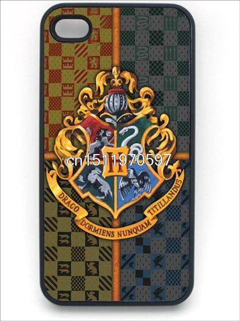 Natural Harry Potter Cross Unique Design Cartoon Cute Custom Hard Plastic Mobile Protector Case Cover For Iphone 4 4S 5 5S 5C 6(China (Mainland))