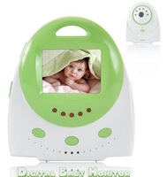 Wireless  2.4 inch Baby Monitor with Two Way Audio ,2.4GHz digital Video Baby Camera with night vision,Security IP Camera