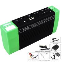 BEST Xmas gift 15800mAH Portable Car Battery Mini Jump Starter Emergency Charger Multi-function Laptop Mobile Phone Power Bank