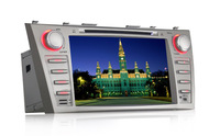 Pure Android 4.4 HD Capacitive Touch Screen Car Radio Player for Toyota Camry 2007 2008 2009 2010 2011 DVD GPS Navi