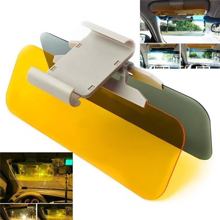 Car Sun Visor Extender Extension - Extends your sun visor