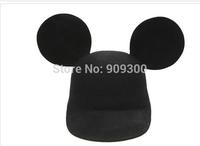 2015 retaile &wholesale new fashion autumn wool cat ear hats baseball cap