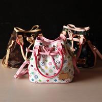 Rabbit   fashion  princess portable messenger bag classic famous femininas desigual brand