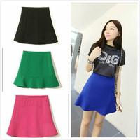 Hot Sale Fashion New 2014 Neon Skirts For Women High Waist Skirt Summer autumn  Mini Skirts