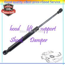 Hood Lift Pressurized Support Gas Spring Shock Damper 51237008745 For BMW E60 E61 525 530 545 550 528 535 M5 2004-2010(GLSBW004)(China (Mainland))