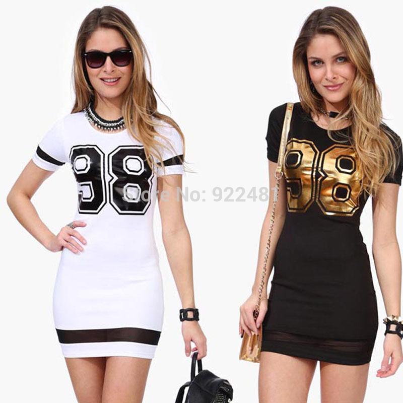 vestidos 1шт женщин летняя одежда случайные