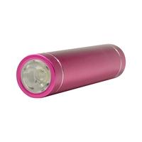 New version Mobile Phone Power Bank 2600mAh LED highlight Portable power bank free shipping