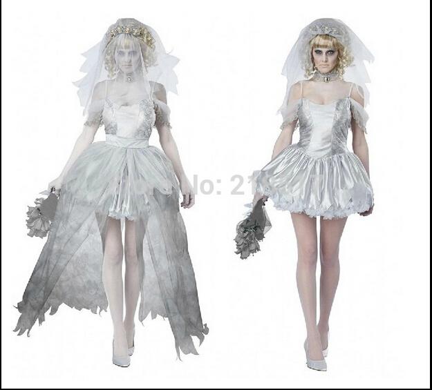 Women Zombie Corpse Bride