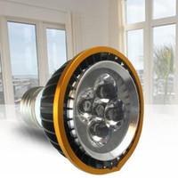 HOT SALE ! E27 PAR20 Dimmable 12W 110v-240v LED Bulbs Lamp Spot Light Black High Brightness CE Rohs Free shipping