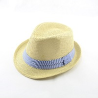 Free shipping Children's Beach Sunhats Kids Strawhat Topee Baby girls summer sun hats caps 10pcs/lot