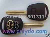 Toyota 2 button remote key  toy 43 315mhz