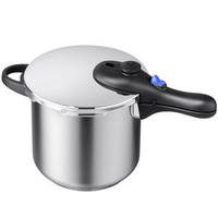 free shipping 4.5Litre stainless steel pressure cooker 20cm diameter cooking pot high quality