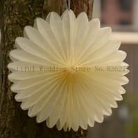 10pcs 8inch Tissue Paper Poms, Paper Fans, Decorated Paper Lanterns /Baby Shower, Birthday, Wedding Shower