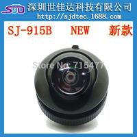 180 Degree HD Waterproof Night Vision Car Rear View Camera for 600 TV Lines NTSC / PAL