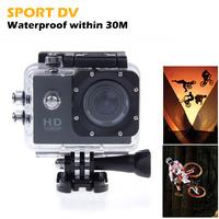 New SJ4000 Wifi Sport DV Action Camera Full HD DVR Original 1080P Helmet Camera 1.5inch Mini DV 170 Wide Angle