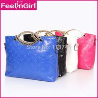 Women Bag 2015 Envelope Bag Lady PU Leather Shoulder Bags Women Messenger Bags Versatile Women Handbag 3