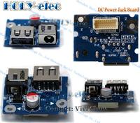 NEW DC Power Jack Socket USB Port Blue Board For Lenovo G480 G580