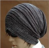 Fashion Warm Hat Pure Manual For Women Men Hip hop One Size Cap Winter C1152